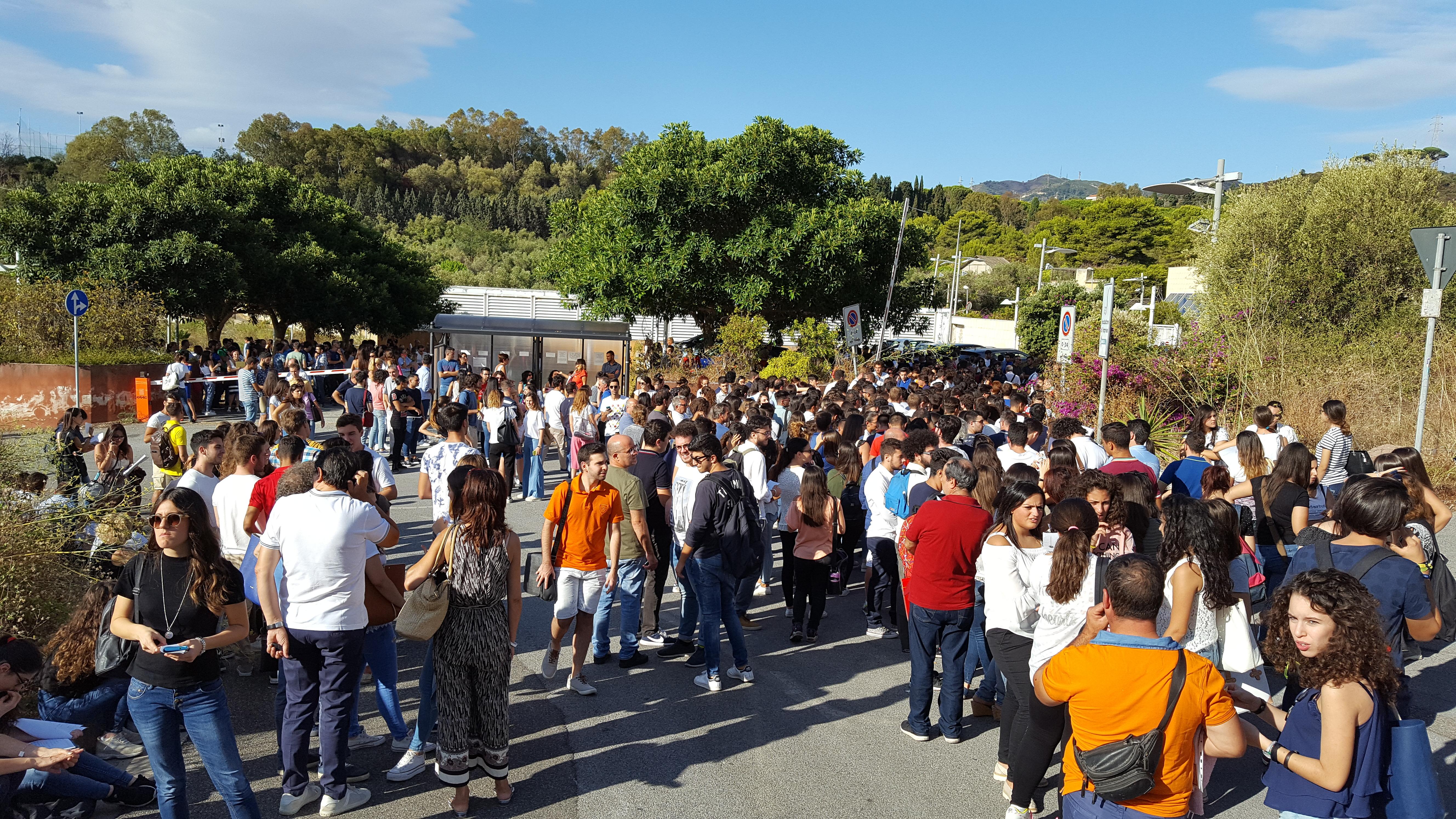 Messina: Concluse le prove di ammissione a Medicina ed Odontoiatria