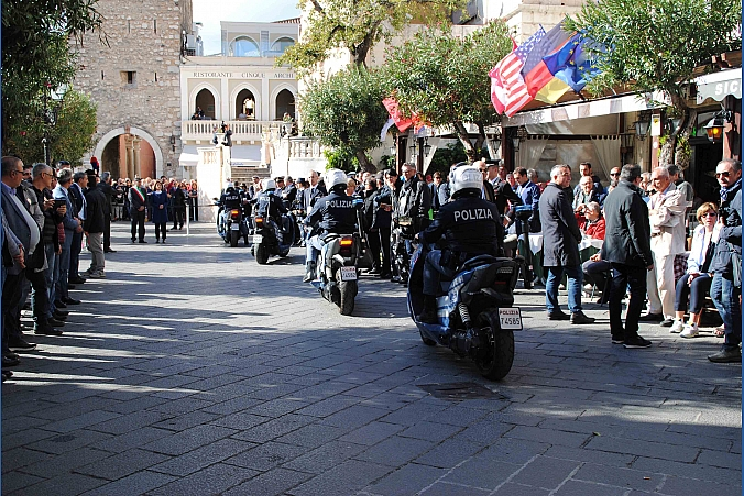 Taormina, G7 Pari opportunità: Bilancio positivo della Polizia di Stato