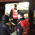 Messina: Controlli dei carabinieri nella zona della movida. 12 ragazzi denunciati