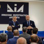 Questore di Catania in visita alla DIA: ottimi risultati raggiunti nella lotta alla criminalità organizzata