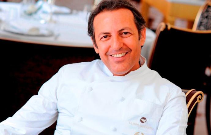 Lo chef filippo la mantia apre un ristorante a messina for Ristorante filippo la mantia roma