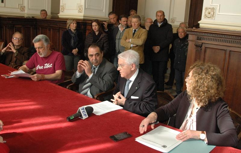 Passaggio di consegne a Palazzo dei Leoni, Accorinti torna sindaco metropolitano