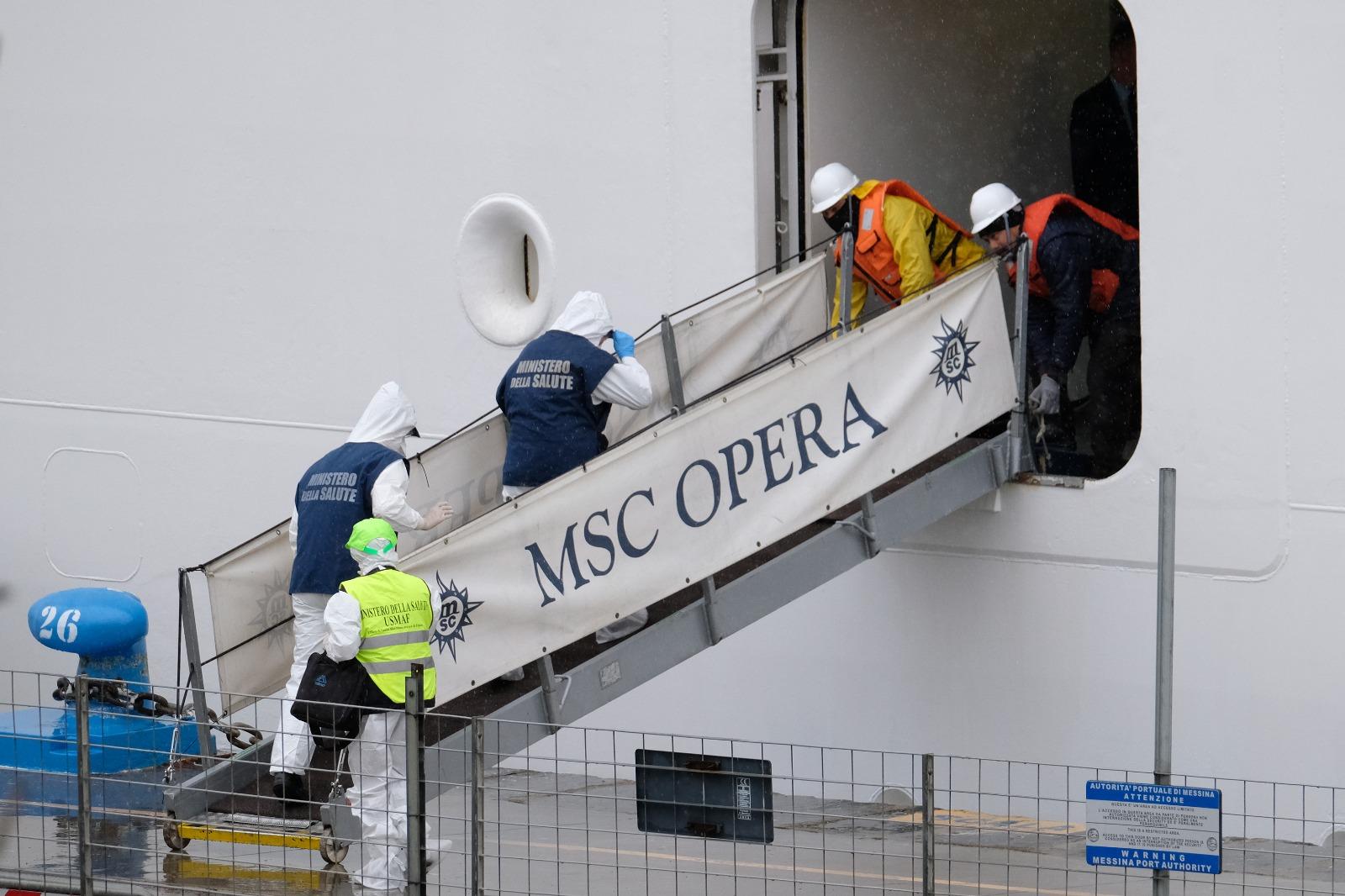 Coronavirus, Malta nega l'attracco alla nave MSC Opera