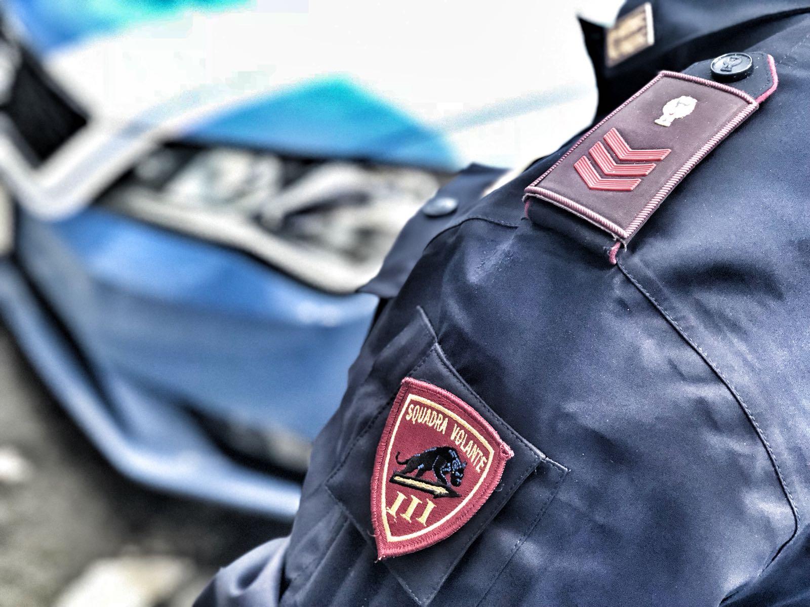 Messina: La Polizia arresta ladro d'appartamento in azione ...